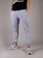 Спортивные штаны утепленные PUNCH - Jog, Grey