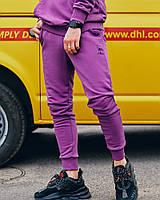 Cпортивные штаны Пушка Огонь Jog фиолетовые.