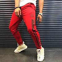 Спортивные штаны Gucci red
