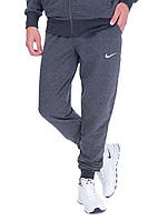 Штаны спортивные Nike серые