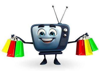 Телемагазин товаров (товары для дома, для активного отдыха, подарки, детские товары и т.д.)
