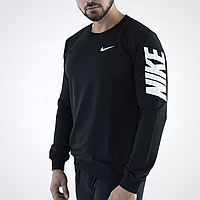 Мужской свитшот черный Nike
