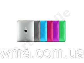 Чехол на iPad, пластиковый, Tuneshell, синий