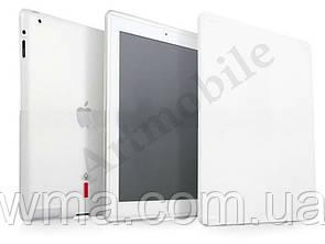 Чехол на iPad, силиконовый, белый
