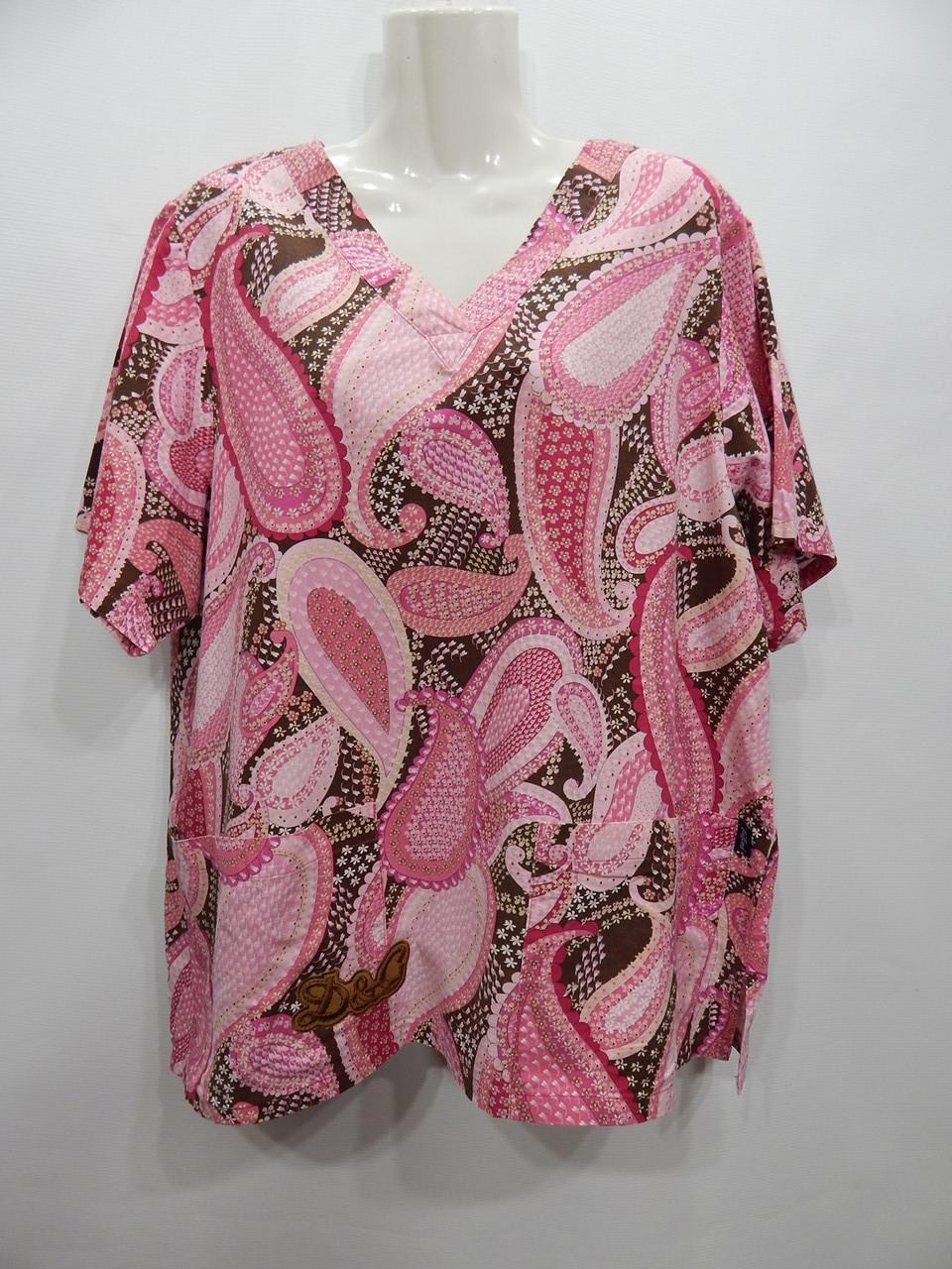 Женская блуза рабочая униформа р.54-56  005GRO