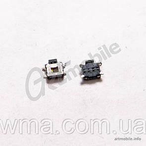 Кнопка включения Sony Ericsson T630/ Nokia 303/305/306/520, 4-х контактная