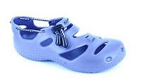 Детская летняя обувь / сланцы. Модель ПЛУТО (голубой).