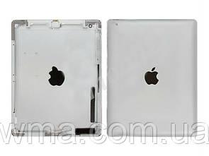 Корпус для iPad 2 (A1395), серебристый, версия Wi-Fi