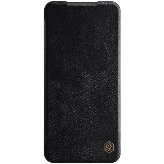 Шкіряний чохол-книжка Nillkin Qin Series для Xiaomi Redmi Note 9s / Note 9 Pro / Note 9 Pro Max