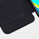 Шкіряний чохол-книжка Nillkin Qin Series для Xiaomi Redmi Note 9s / Note 9 Pro / Note 9 Pro Max, фото 4