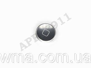 Накладка на кнопку меню (Home) для iPad 2 (A1395/A1396/A1397)/iPad 3 (A1403/A1416/A1430)/iPad 4