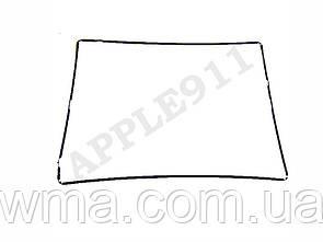 Рамка тачскрина для iPad 2 (A1395/A1396/A1397)/iPad 3 (A1403/A1416/A1430)/iPad 4 (A1458/A1459/A1460), черная