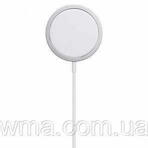 Зарядное устройство Apple MagSafe Charger 15W (MHXH3) (Copy A)
