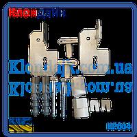 Настенны крепеж для стальных панельных радиаторов (комплект)