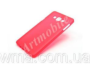Чехол на Samsung A700H Galaxy A7 (2015)/A700F, TPU, красный