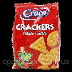 Крекер Кроко з сиром Croco 100g 12шт/ящ (Код : 00-00006050)