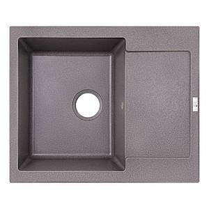 Кухонная мойка Lidz 625x500/200 GRE-04 (LIDZGRE04625500200)
