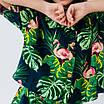 Комплект (блуза, шорты) для девочек Kidsmod 134  черный 981553, фото 2