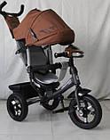Трехколесный Велосипед Сrosser OneТ1 надувные колеса, фото 2