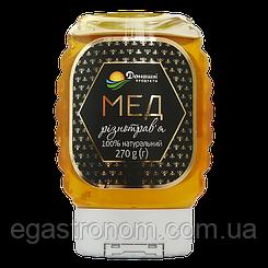 Мед Домашній продукт Різнотрав'я натуральний 270g 8шт/ящ (Код : 00-00006054)