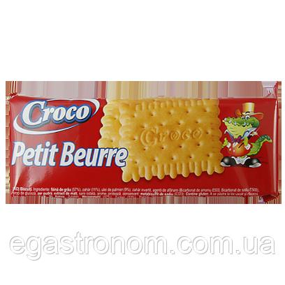 Печиво галетне Кроко Croco 100g 32шт/ящ (Код : 00-00006048)