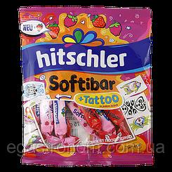 Цукерки жувальні Хітсчлер з тату Hitschler 75g 18шт/ящ (Код : 00-00006060)