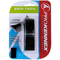 Обмотка на рукоятку ракетки Pro Kennex GRIP TACK черный (AYGP1902)