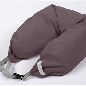 Подушка Penelope - SleepGo murdum сливовий (підголовник)