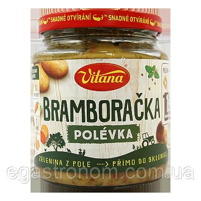 Суп картопляний Vitana 530g 8шт/ящ (Код : 00-00006041)