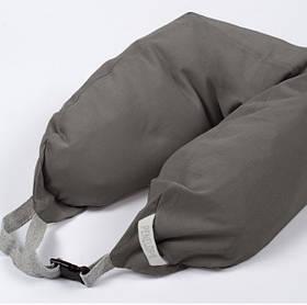 Подушка Penelope - SleepGo k.gri темно-серый (подголовник)