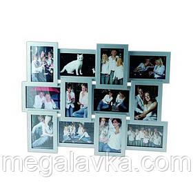 Фоторамка Сімейний альбом, біла