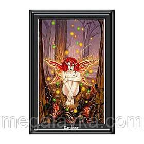 """Картина """"Лісовий демон"""" 30 x 40 см"""