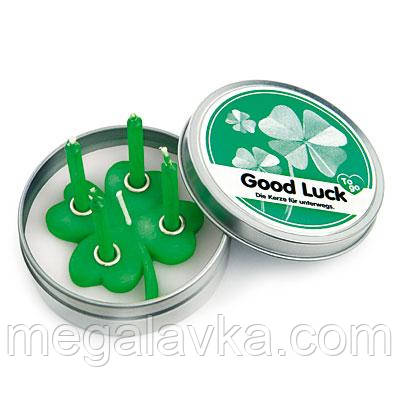 "Кишенькова свічка ""Good luck"""