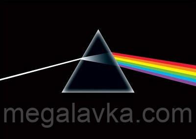 Постер Pink Floyd - Dark Side (Уценка)