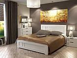 Кровать Неман Соломия и Зоряна Скол дуба белый с пружинным подьемным механизмом 1800х2000, фото 6