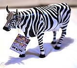 """Коллекционная статуэтка корова """"Striped"""", Size L, фото 3"""