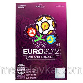 "Наклейка ""Euro 2012"""