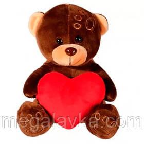 """Плюшева іграшка """"Ведмедик з серцем"""""""