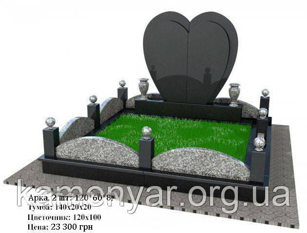Стелла на могилу