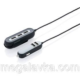 Автомобільний зарядний пристрій на 5 USB