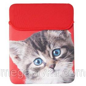 "Чехол для iPad ""Тигровый котенок"""