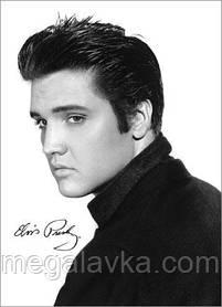 Открытка Elvis Presley