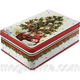Коробка для зберігання Christmass Tree Ностальгічне Art (30739)