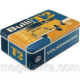 """Коробка для зберігання """"VW T2 Bulli"""" Ностальгічне Art (30734)"""