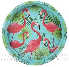 "Піднос ""Flamingo"" 33 см, салатовий"