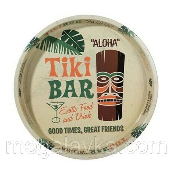 """Піднос """"Tiki Bar"""", 33 см"""