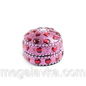 "Шкатулка для украшений ""Pill"", розовая"