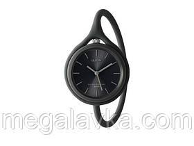 Часы универсальные Lexon Take Time с ремешком из силикона, черные