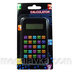Калькулятор кольоровий