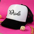"""Кепка на девичник для невесты и подружек """"Bride +Bride tribe"""", фото 3"""